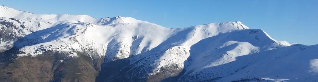 montagne cerdagne capcir neige