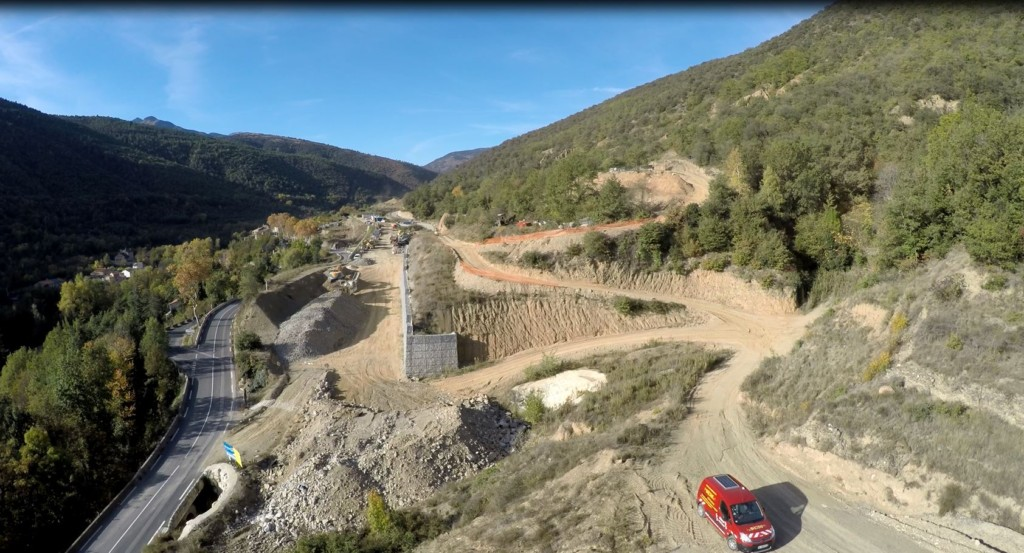 entree-chantier-rn116-vallee-tet-direction-cerdagne-capcir-joncet-lezard-papillons-deviation
